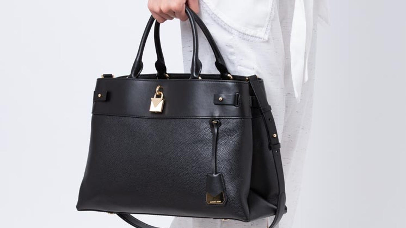 Michael Kors is offering up to 70% off select bags right now