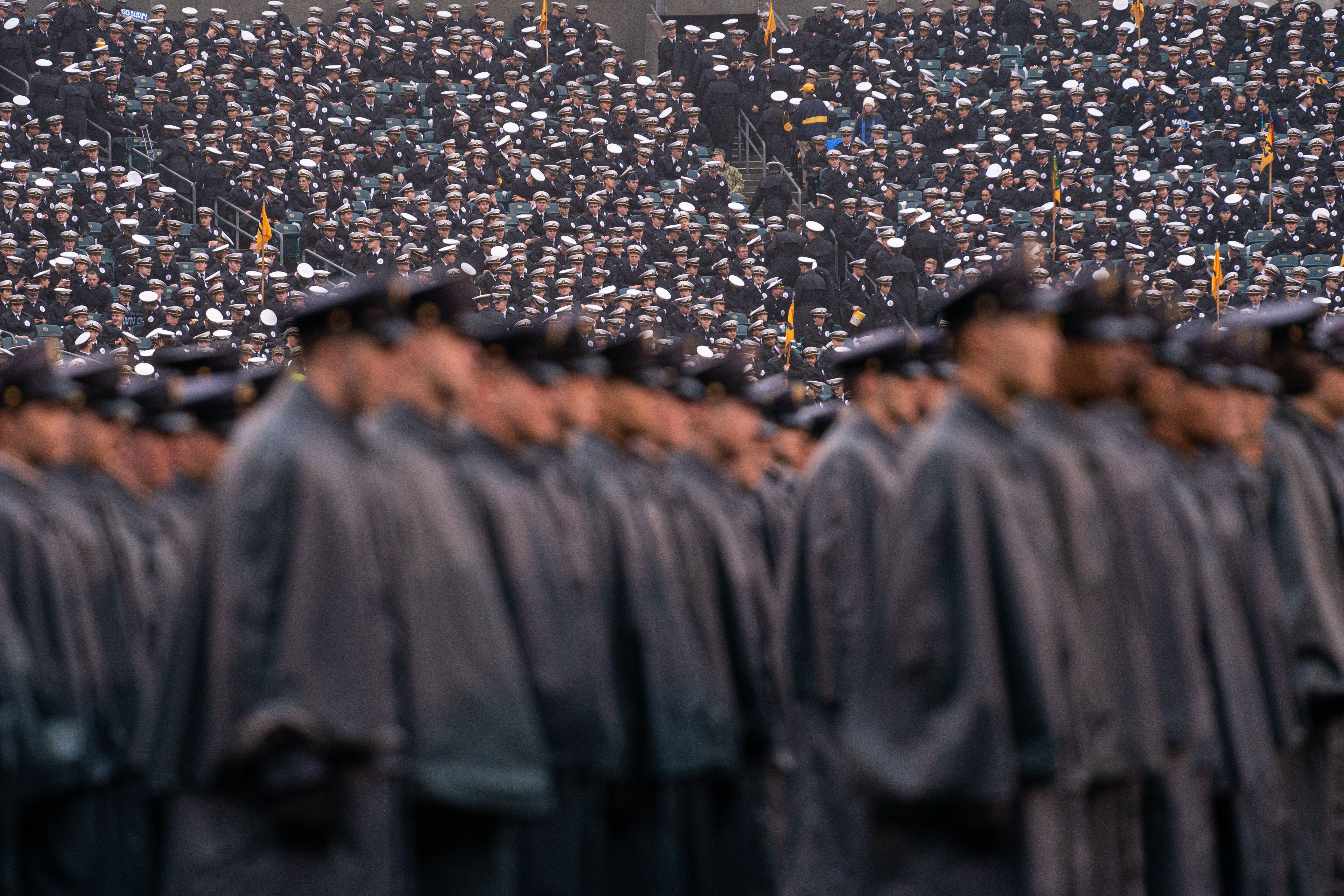 Due to attendance limits, Army-Navy game moved from Philadelphia to West Point