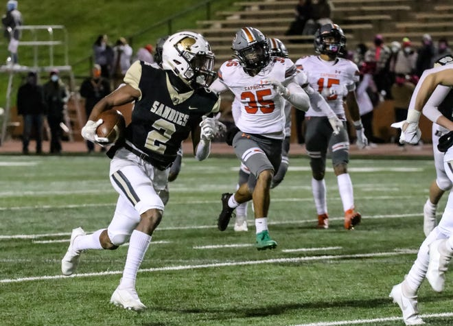 Coming off a bi-district matchup where El Paso El Dorado forfeited the game due to COVID-19 concerns, Amarillo High will face the Colleyville Heritage Panthers in the area round of the Class 5A Division I Playoffs at 6 p.m. Friday at Memorial Stadium in Wichita Falls.