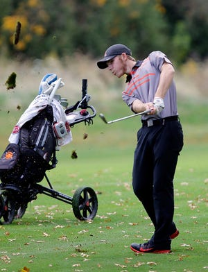 Ashland's Tyler Sabo won the Ohio Junior Championship at Zanesville Country Club on June 16.