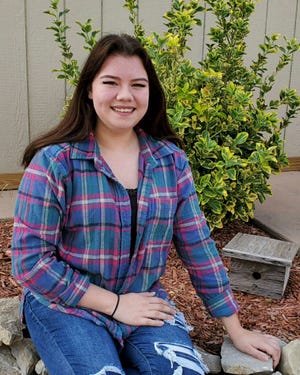 At age 14, Kailey Estela Patterson is taking aim at her college degree