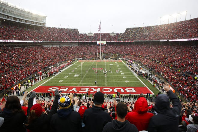 A packed Ohio Stadium in 2020? Thanks but no thanks.