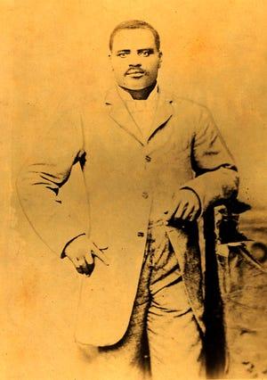 "Washington ""General"" Lyons served as Terrebonne Parish sheriff from 1872-76."