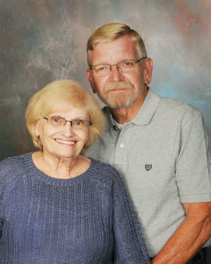 Douglas and Mary Ellen Steiner