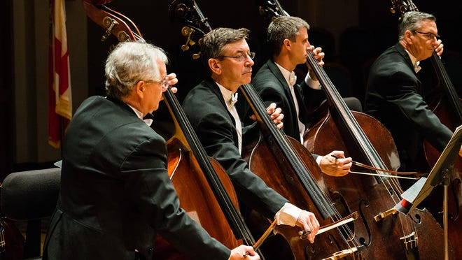 The Jacksonville Symphony is limiting the number of musicians allowed on stage.