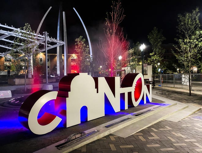 Canton sign