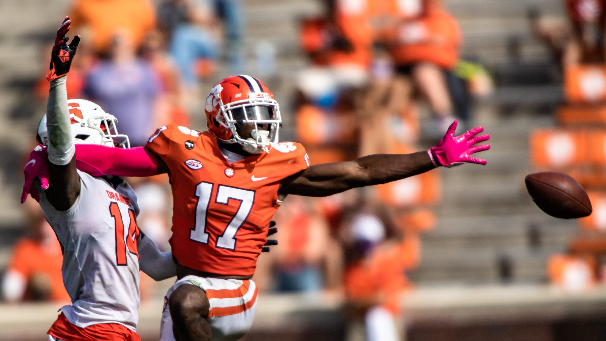 Clemson football aims to fix mistakes before hosting ...