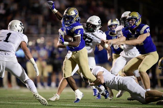 Tennessee high school football: CAK vs Grace Christian game photos