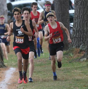The Galion Cross Country District saw two teams and two individuals fall victim to the Division III format.