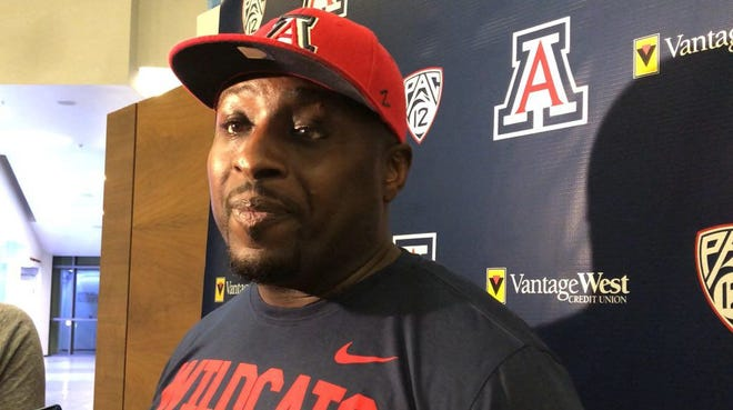 John Rushing coached safeties and linebackers at Arizona in 2018 and '19.
