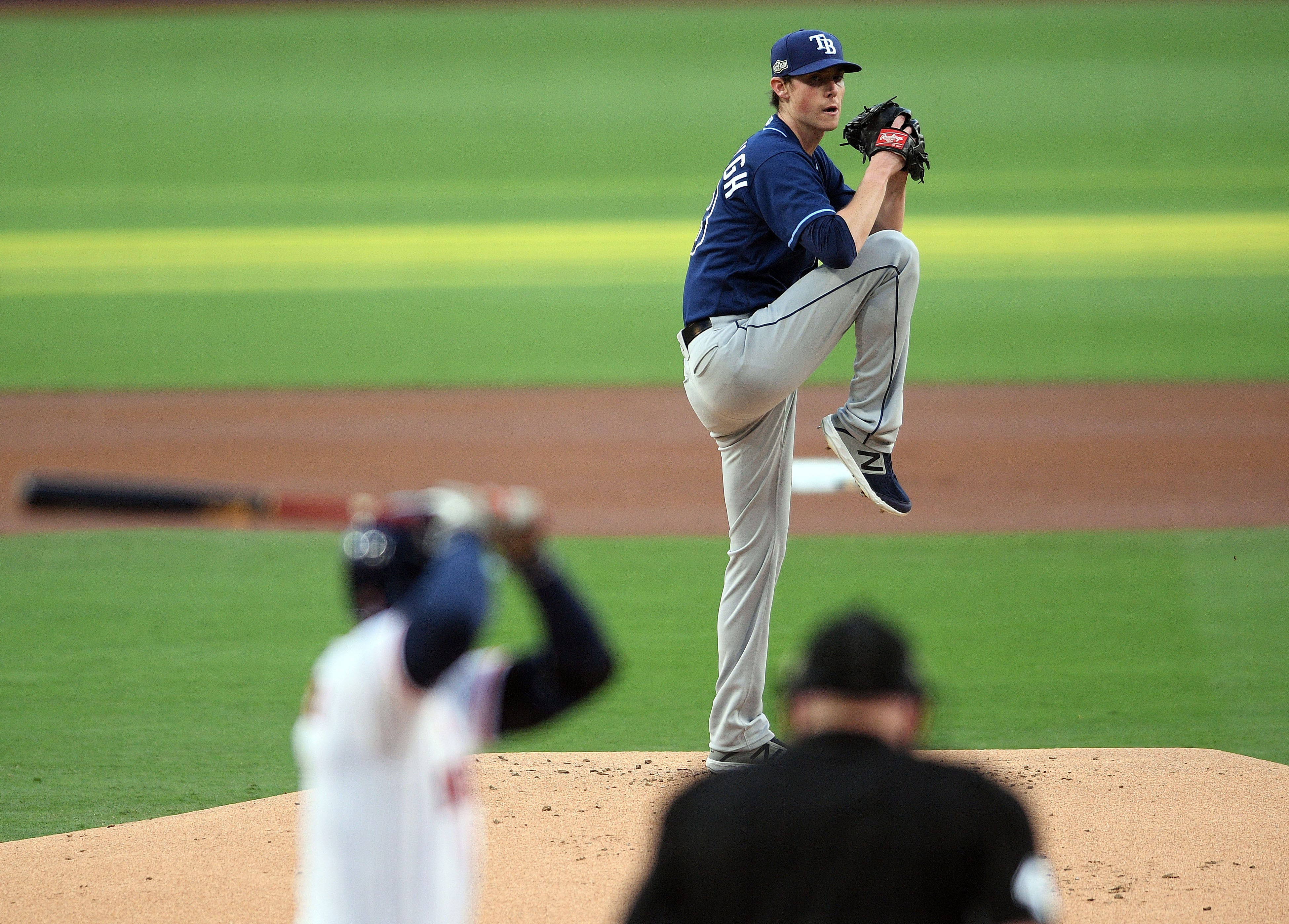 From TBA to center stage: World Series Game 4 starters Julio Urias, Ryan Yarbrough turn flexibility into strength