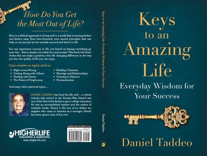 """Keys to An Amazing Life"" by Daniel Taddeo"