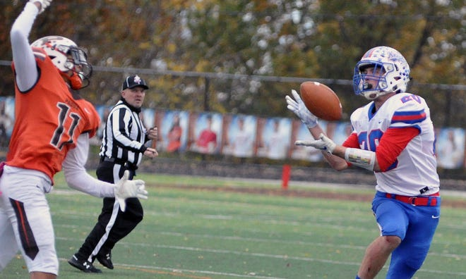 West Holmes' Brady Taylor was an All-Ohio Division III first-team offense selection.