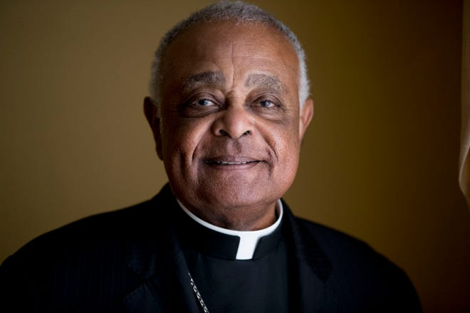 Pope Francis has  named 13 new cardinals, including Washington D.C. Archbishop Wilton Gregory, who would become the first Black U.S. prelate to earn the coveted red cap. In a surprise announcement from his studio window to faithful standing below in St. Peter's Square on Sunday, Francis said the churchmen would be elevated to a cardinal's rank in a ceremony on Nov. 28.