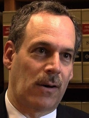 """""""Rather than helping women, [recriminalization of indoor prostitution] has only channeled more of them into the criminal justice system,"""" says Steven Brown, executive director of the Rhode Island ACLU. [The Providence Journal file]"""