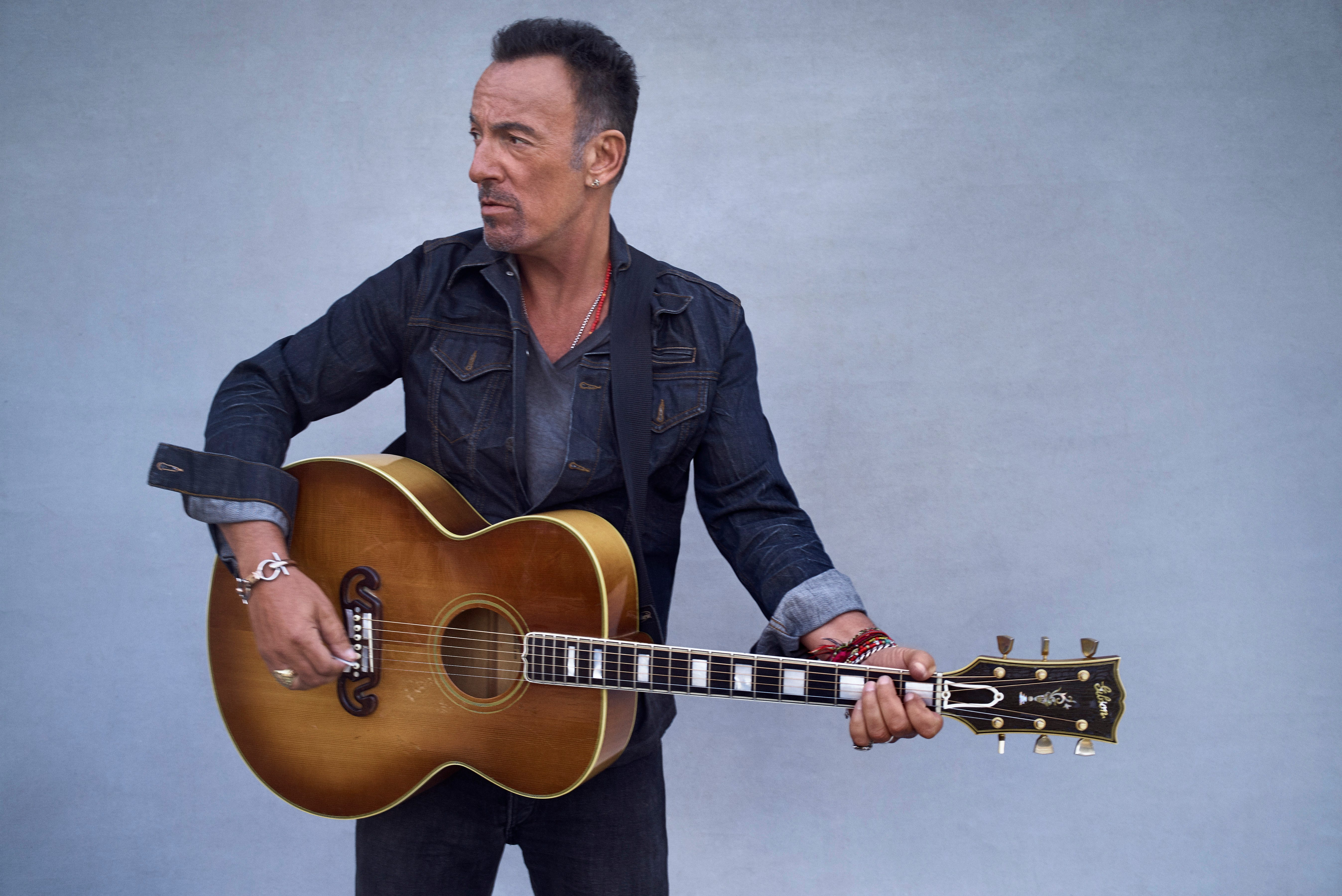 Bruce Springsteen talks  Letter to You , E Street Band and more: The transcript