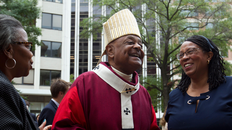 DC archbishop to be first Black US cardinal
