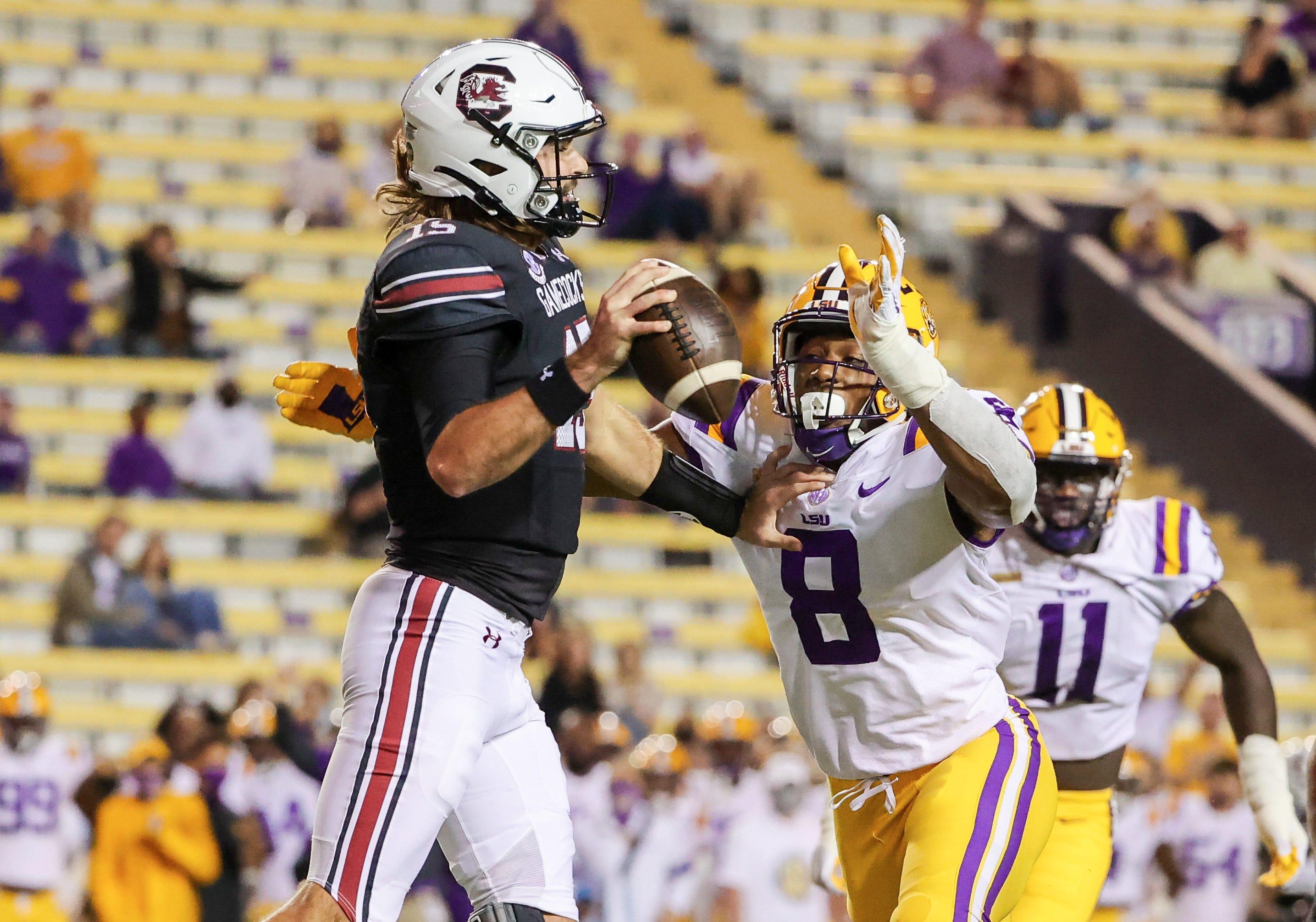 LSU Vs Arkansas Razorbacks Football Who Are The Officials Referee