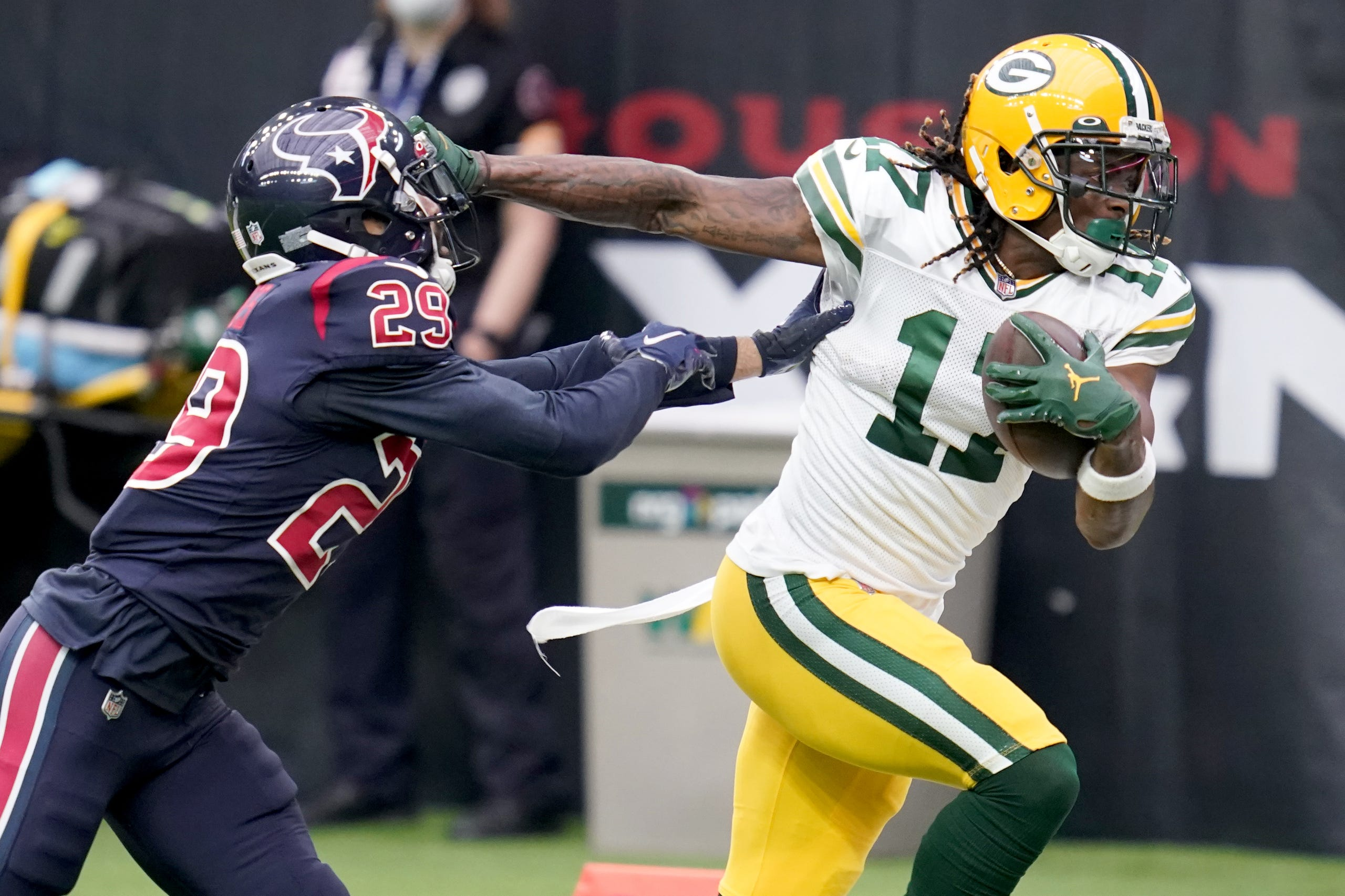 Green Bay Packers Vs Houston Texans Week 7 Game Photos