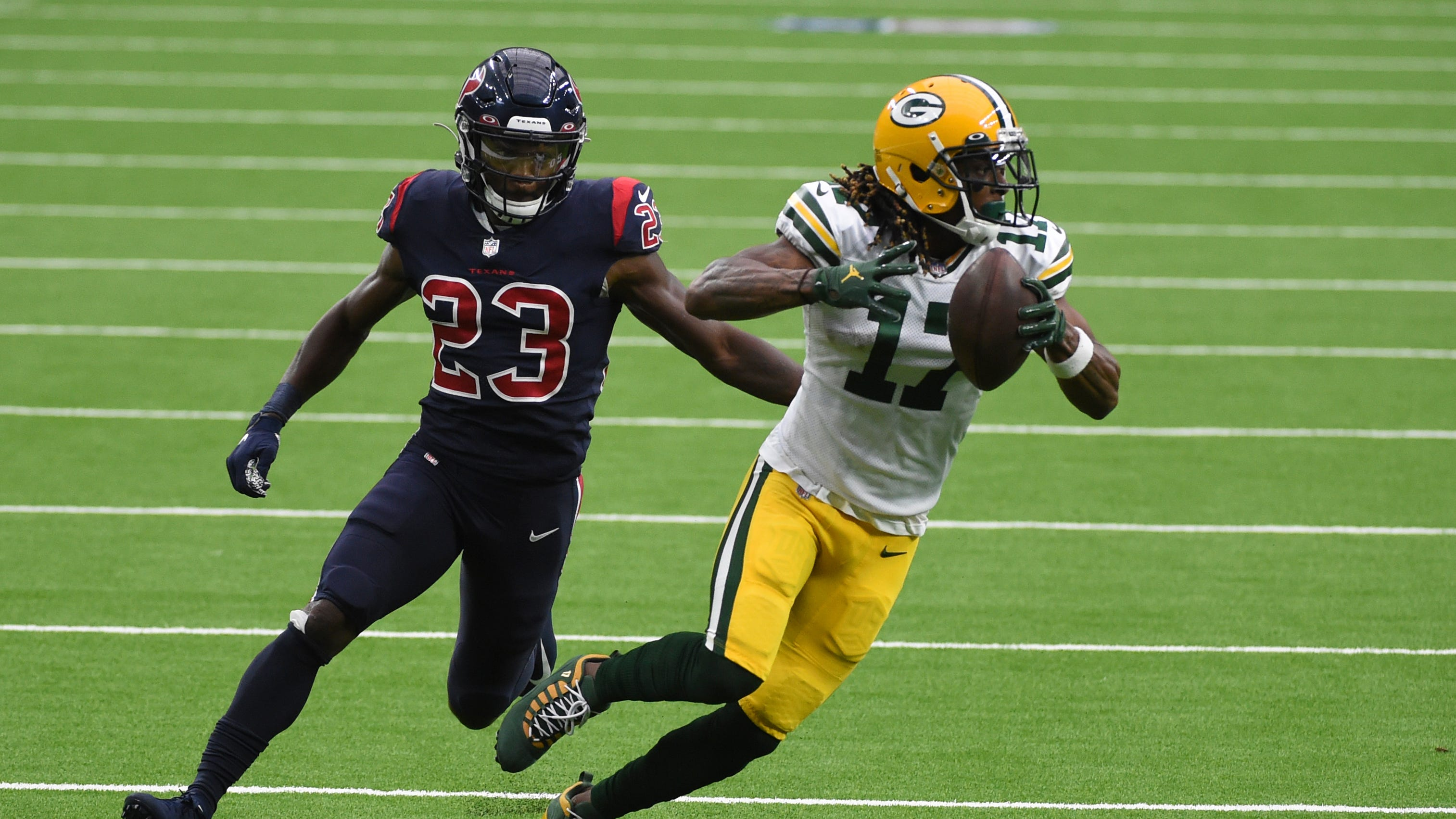 Packers prospering by spreading the wealth among a multitude of pass catchers