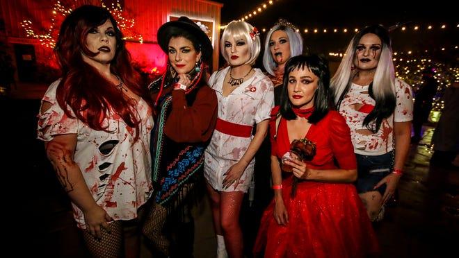 Halloween Pensacola 2020 Pensacola Halloween costume contests, bar parties on tap this weekend
