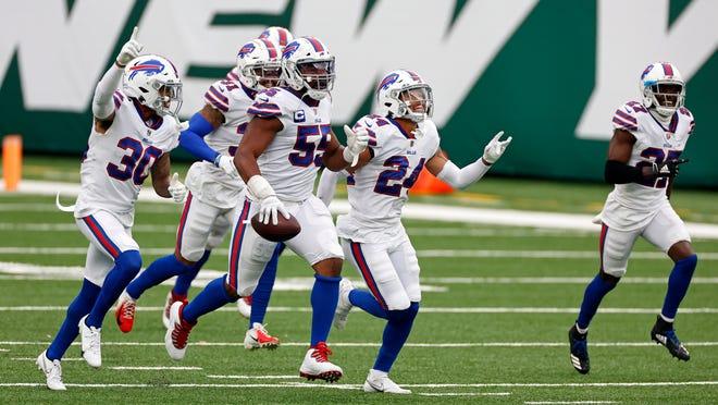 Bills Report Card Tyler Bass Ties Record Defense Bewilders Darnold
