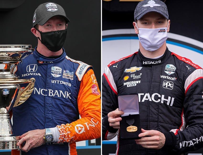 Scott Dixon wins 6th IndyCar title; Josef Newgarden comes up short despite winning season finale