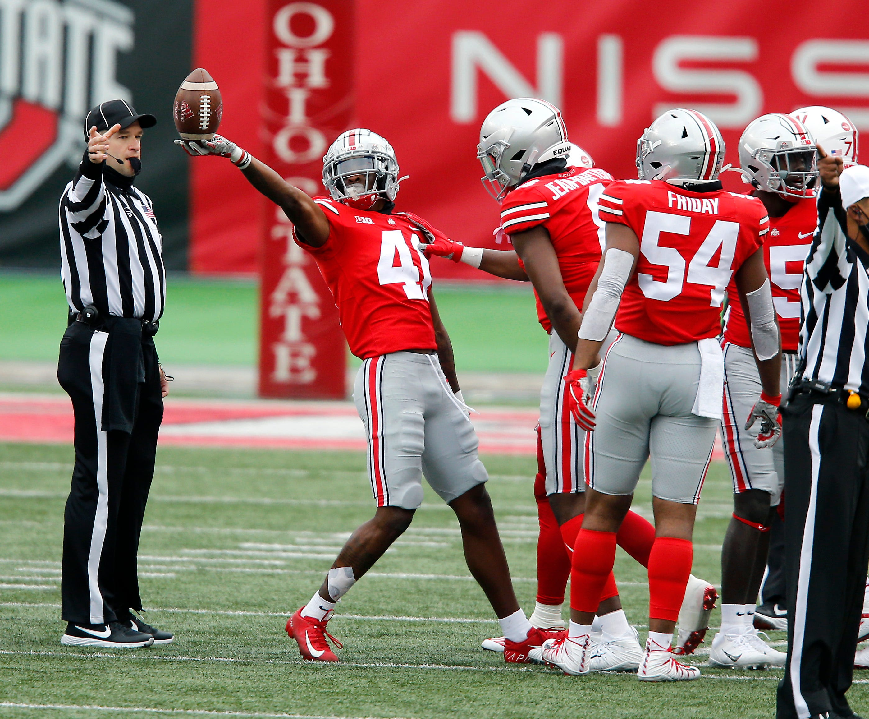 Ohio State up to No. 3 in Amway Coaches Poll behind Clemson, Alabama