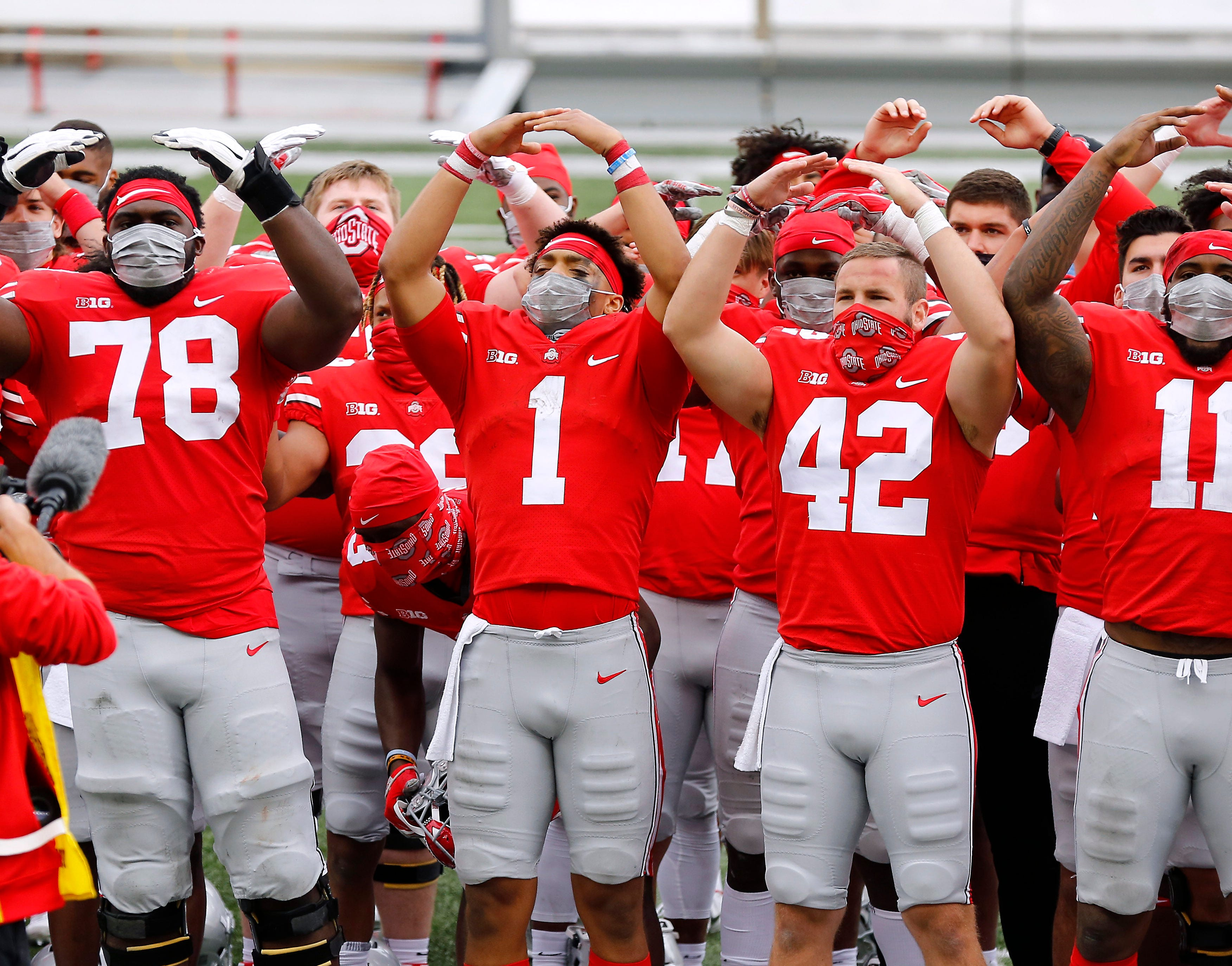 Big Ten power rankings: Ohio State stays on top while Penn State falls