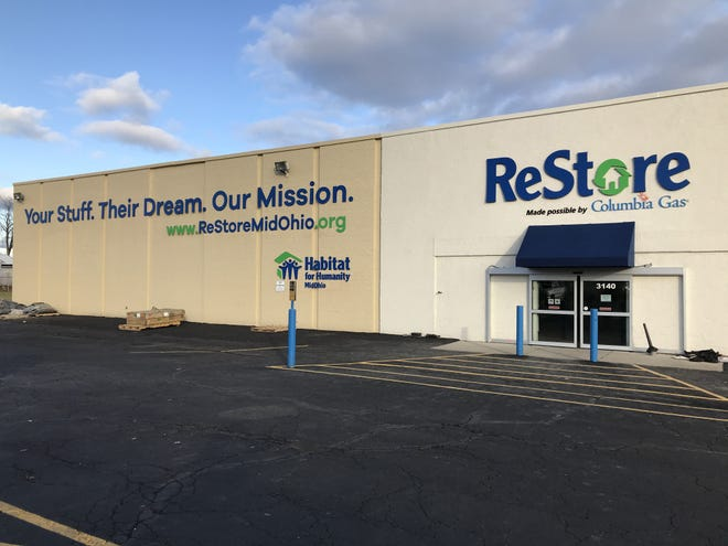 Workers at central Ohio's Habitat for Humanity's ReStore outlets, such as this one at 3140 Westerville Road, are unionizing.