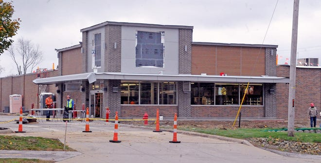 ALDI on Akron Road in Wooster has been closed during renovations. The grocery store will reopen to customers Wednesday.