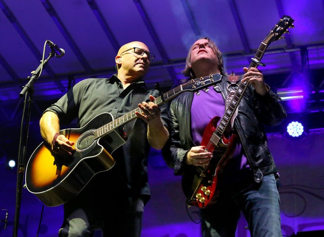 Florida-based rock band Sister Hazel has booked a show at the Florida Theatre for January.