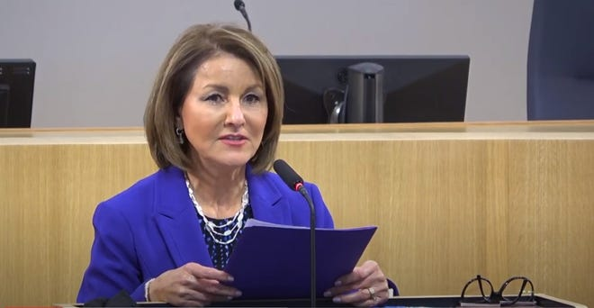 Lubbock City Secretary Becky Garza hosted a news conference Monday to announce the petition to bring the sanctuary city for the unborn ordinance to the city council is valid.