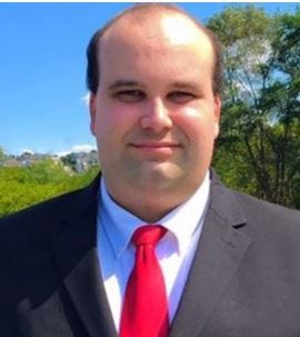 Christopher Borden is making his first run for a seat in the General Assembly