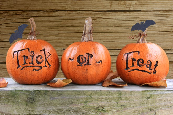 There's no shortage of Halloween activities to enjoy this season.