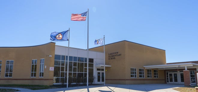 Lakeview Elementary School in Colonial Heights is shown in this undated photo. Beginning Monday and for the immediate future, Lakeview students will switch to virtual learning after reports of additional positive COVID-19 tests linked to the school.