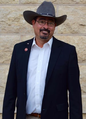 Juan Ornelas has served as mayor of Miles and currently serves as the Runnels County Precinct 4 commissioner.