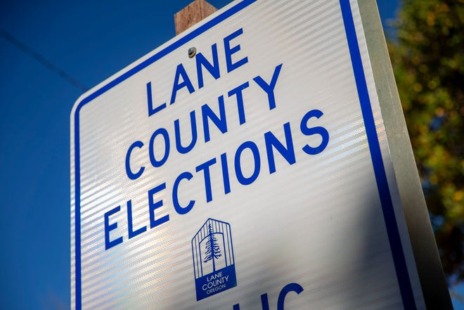 Lane County Elections offices