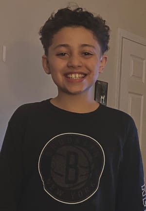 Braedon DePriest of South Brunswick Middle School is Brunswick County's Student of the Week.