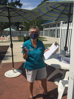 Maggie Eller has retired from Broad Creek Recreation Center and will be greatly missed. [CONTRIBUTED PHOTO]