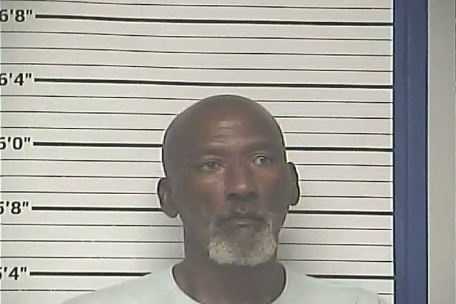 Allen Lavander Alson was charged with accessory after the fact in the death of Kenneth Ross Covill. [Bladen County Sheriff's Office photo]