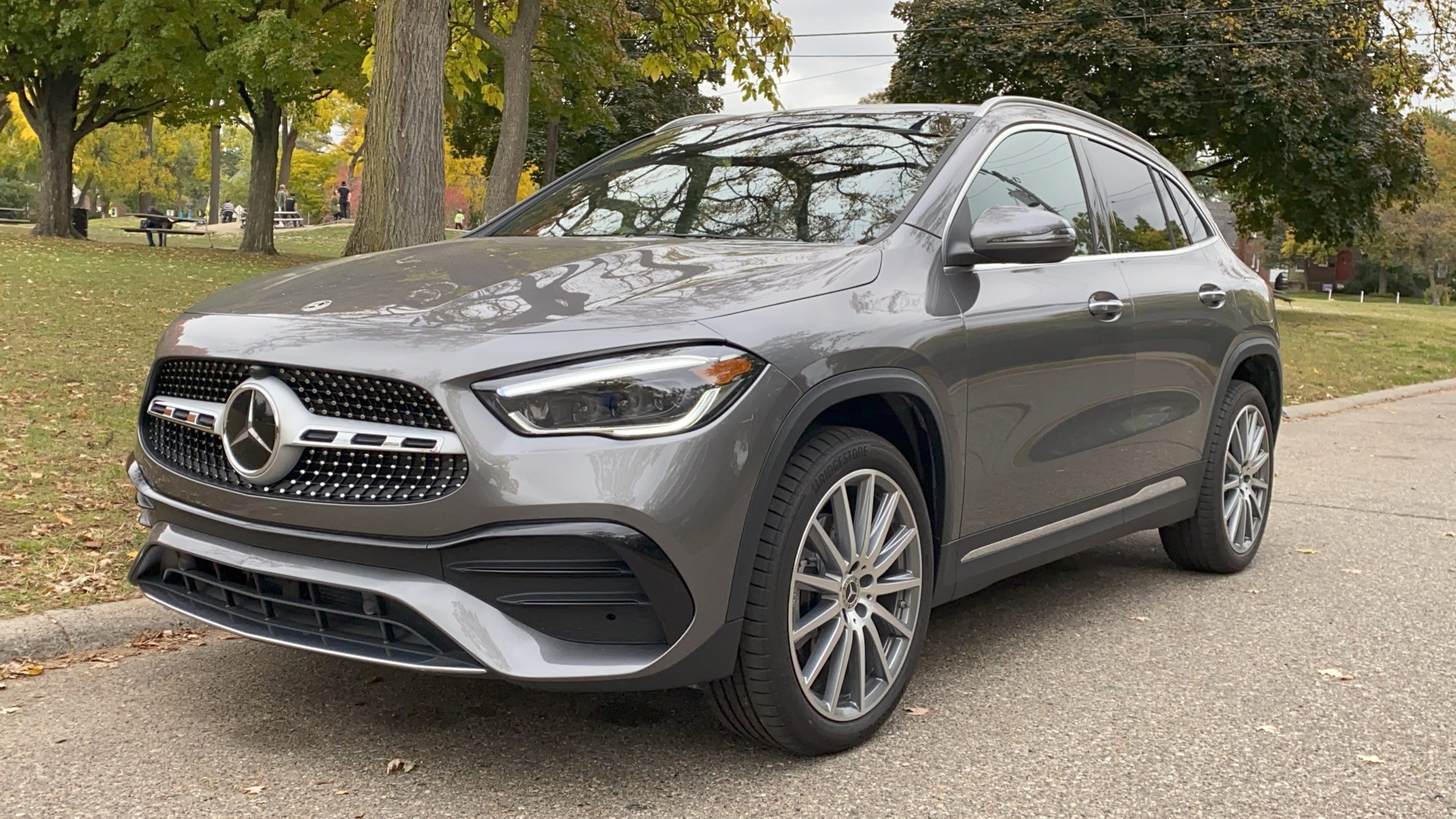 2021 Mercedes GLA250 is a good small SUV, but is that good enough?