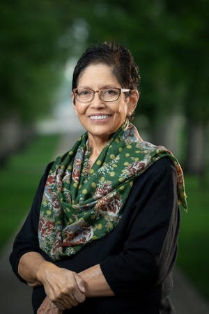 Mary Ontiveros, Vice President for Diversity at Colorado State University, September 19, 2020.