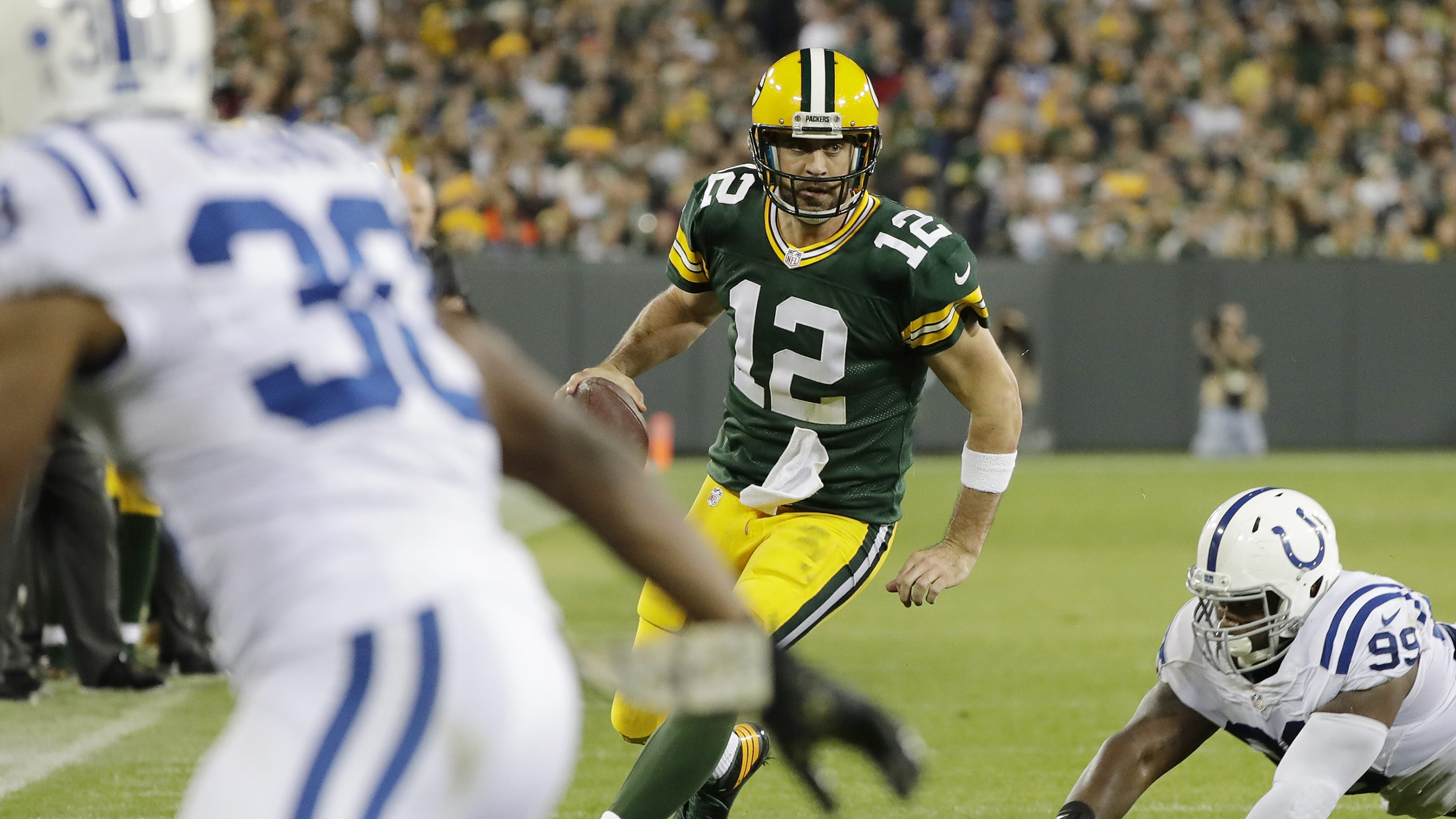 As of now, Packers fans have one more chance to watch team in person