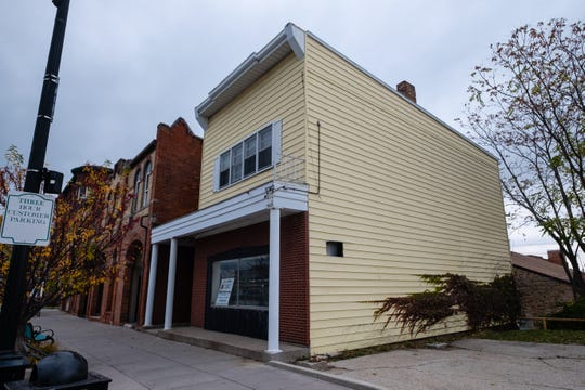 A marijuana provisioning center has been proposed for 1110 Military St. in downtown Port Huron.