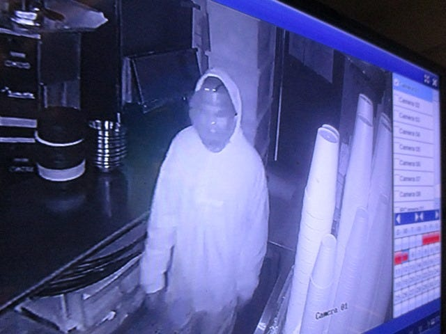 Crime Stoppers of Wichita Falls provided this image to help get information about a recent burglary at Don Jose Mexican Restaurant.