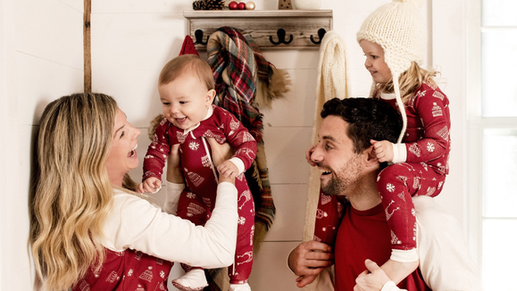 Best gifts for babies: Burt's Bees pajamas