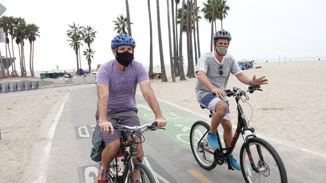 More from Alex Kruglov and Jeremy Welt's bike ride