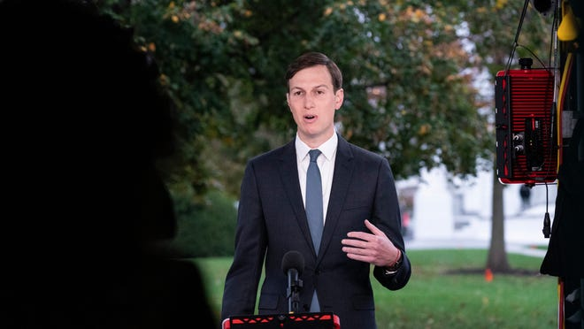 Jared Kushner criticized after saying Black Americans need to 'want to be successful'
