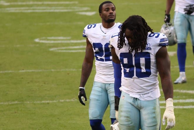Dallas Cowboys' DeMarcus Lawrence Calls Out Team for Weak 'backbone' After Loss